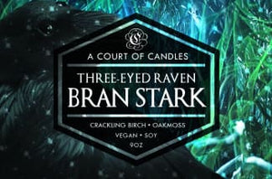Bran Stark - Soy Candle