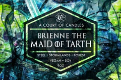 Brienne Maid of Tarth - Soy Candle