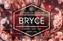 Bryce - Limited Edition Soy Candle