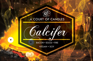 Calcifer - Soy Candle - Candles
