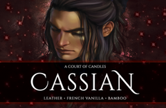 Cassian Limited Edition - Soy Candle