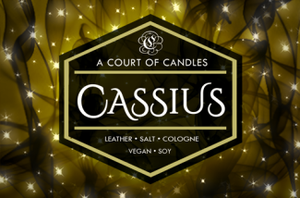 Cassius - Soy Candle - Candles