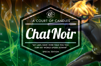 Chat Noir (Fr) - Soy Candle