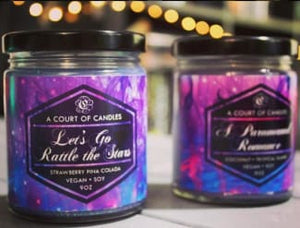 Create Your Own - Candles
