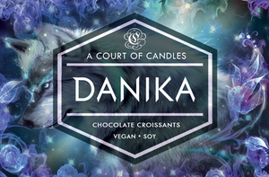 Danika - Limited Edition Soy Candle