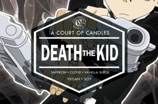 Death the Kid - Soy Candle
