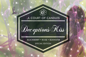 Deceptions Kiss - Soy Candle - Candles