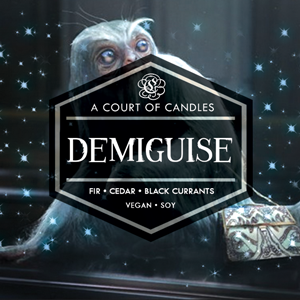 Demiguise - Soy Candle