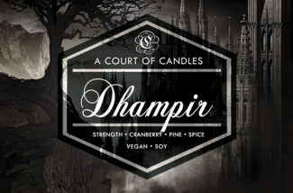 Dhampir - Soy Candle