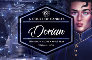 Dorian - Soy Candle