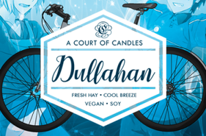 Dullahan - Soy Candle - Candles