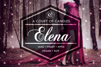 Elena - Soy Candle