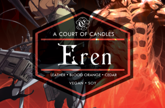 Eren - Soy Candle