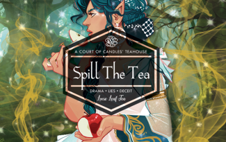 FaeCrate Exclusive - Spill The Tea - Loose Leaf Tea