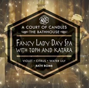 Fancy Lady Day Spa With Toph And Katara - Bath Bomb - Bombs