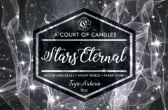 Stars Eternal - Soy Candle