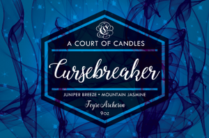 Feyre (10 Variations) - Soy Candle - Cursebreaker - 9Oz - Candles