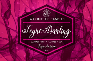 Feyre (10 Variations) - Soy Candle