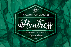 Feyre (10 Variations) - Soy Candle - Huntress - 9Oz - Candles