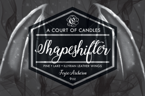 Feyre (10 Variations) - Soy Candle - Shapeshifter - 9Oz - Candles