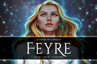 Feyre Limited Edition - Soy Candle