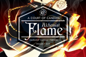 Flame Alchemist - Soy Candle - Candles