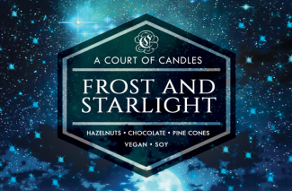 Frost & Starlight - Soy Candle