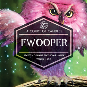 Fwooper - Soy Candle