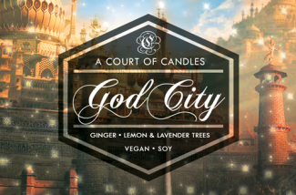 God City - Soy Candle