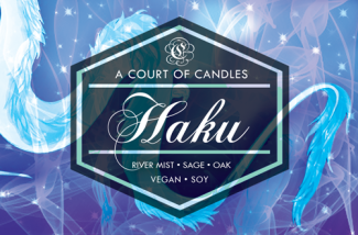 Haku - Soy Candle - Candles