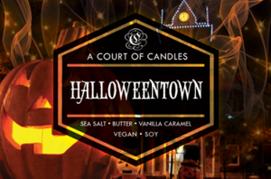 Halloweentown - Soy Candle - Candles