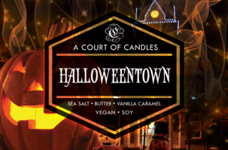 Halloweentown - Soy Candle