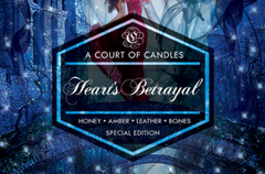 Heart's Betrayal - Soy Candle