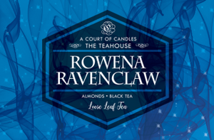 Hogwarts House Teas - Loose Leaf Tea - Ravenclaw - 3Oz Tin (~23G) - Tea