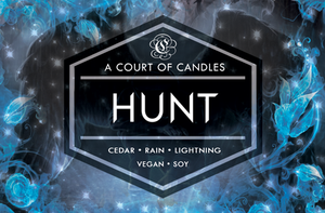 Hunt - Limited Edition Soy Candle