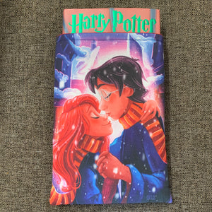 Harry & Ginny in Love - Valentine's Edition Book Sleeve
