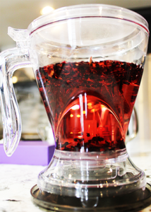Infuser Pitcher For Loose Leaf Teas - Tea