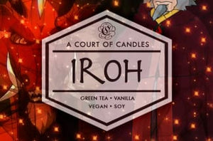 Iroh - Soy Candle - Candles