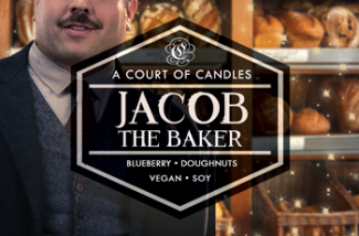 Jacob The Baker - Soy Candle