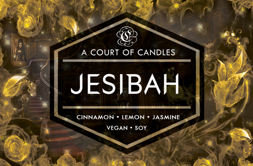 Jesibah - Limited Edition Soy Candle