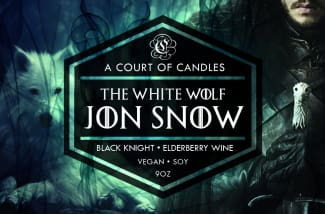 Jon Snow - Soy Candle