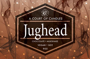 Jughead - Soy Candle