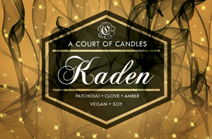 Kaden - Soy Candle - Candles