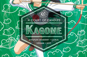 Kagome - Soy Candle - Candles