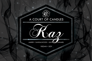 Kaz Brekker - Soy Candle - Candles