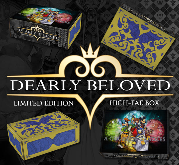 Dearly Beloved (Kingdom Hearts Phase 2/3) - Limited Edition Box