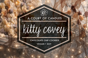 Kitty Covey - Soy Candle