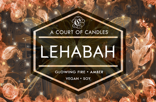 Lehabah - Limited Edition Soy Candle