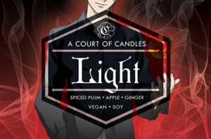 Light - Soy Candle - Candles