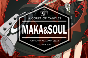 Maka & Soul - Soy Candle - Candles